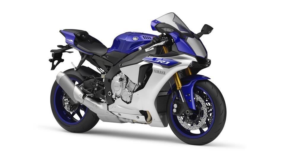 Yamaha YZF R1 2015 resmi dirilis . . . desain baru yang lebih dekat dengan Yamaha YZR M1 MotoGP