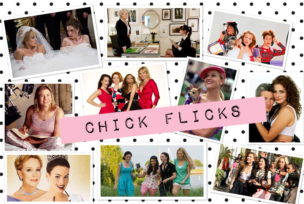 good chick flicks to watch