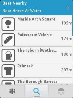 All-new Foursquare app is here for Nokia S40/Asha phones