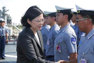Taiwan's president