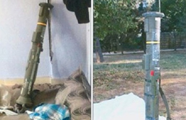 Teroris PKK di Turki gunakan senjata anti tank buatan Amerika Serikat