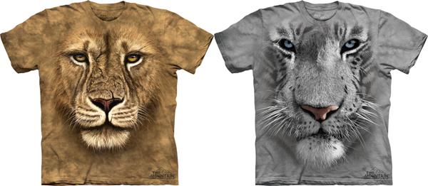 cc7605a726 Andreia Napoleão  Camisetas The Mountain trazem estampas em efeito 3D