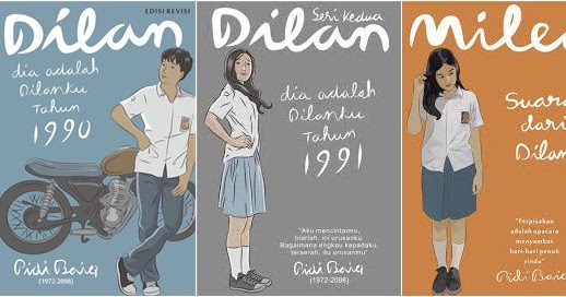 Download Kumpulan Ebook Novel Dilan 1-3 Pdf Karya Pidi ...