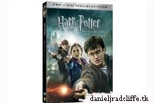 The final Harry Potter DVD arrives