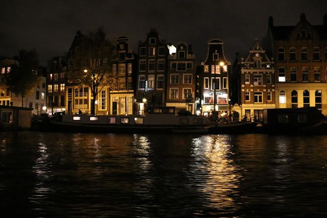 Kanavaristeilyllä Amsterdamissa 6
