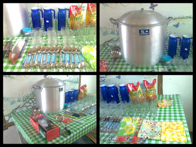 School Nutrition Project: Cooking wares and Utensils