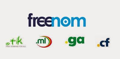 Cara Mendapatkan Domain Gratis Di Freenom