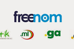 Cara Memasang Domain Gratis Freenom ke Blogspot