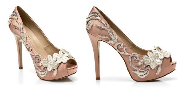 sapatos de festas e casamentos