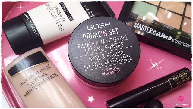 gosh powder, transparan pudra, powder, wet n wild primer, max factor fondoten, lasting performance, max factor fondoten,