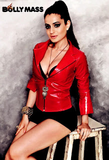 Ameesha Patel Spicy Show HQ Scan