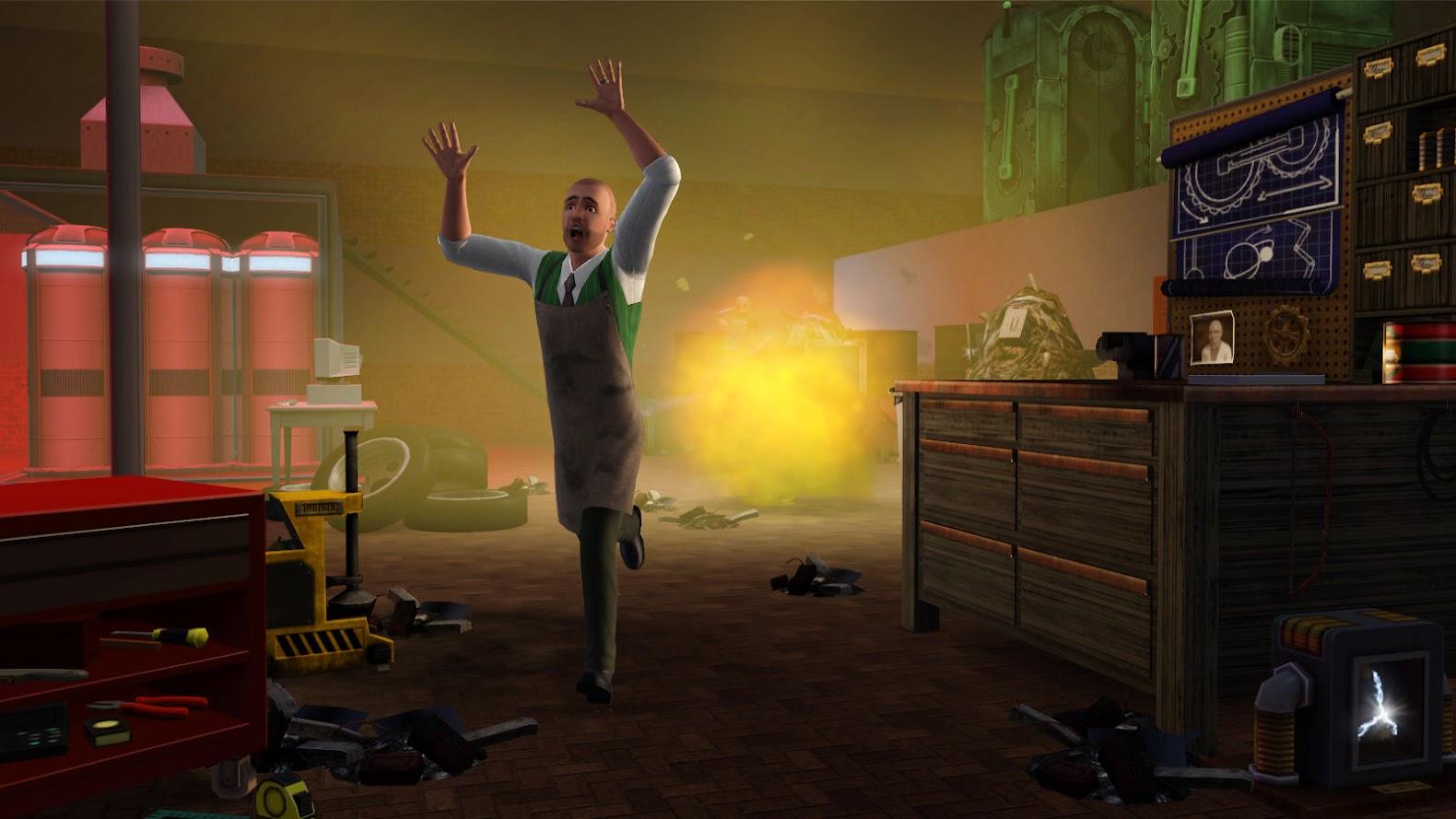 descargar Los Sims 3 Triunfadores