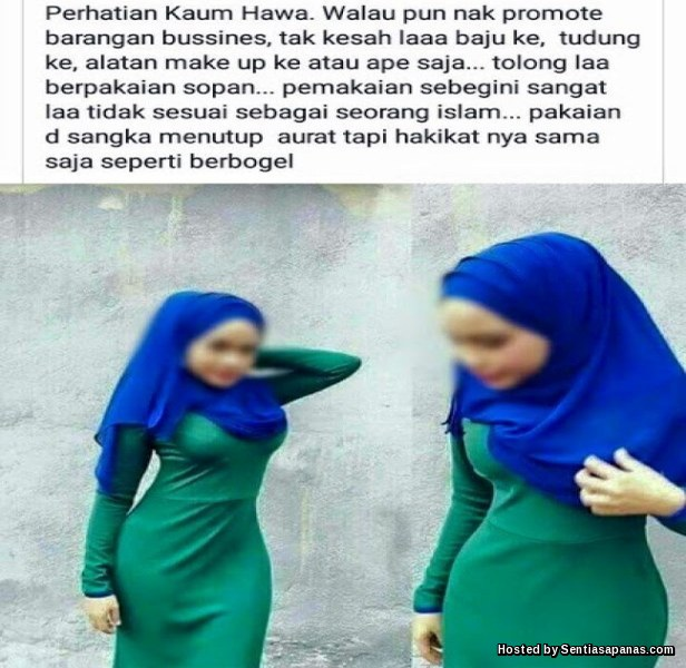 Jubah Muslimah [2]