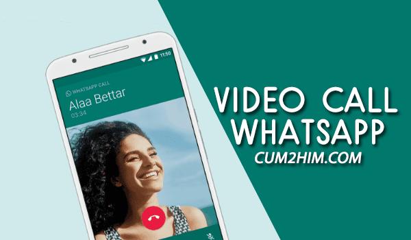 Cara Mengaktifkan Video Call di Whatsapp