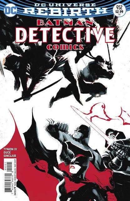 DETECTIVE COMICS 962