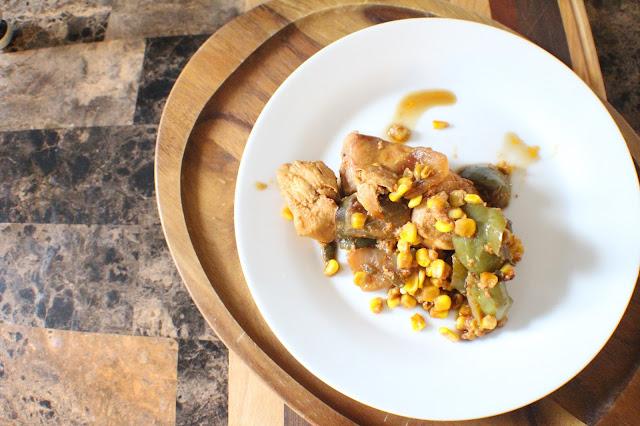 #PouletCA: Mijoté de poulet à la cajun - #poussinEnClasse