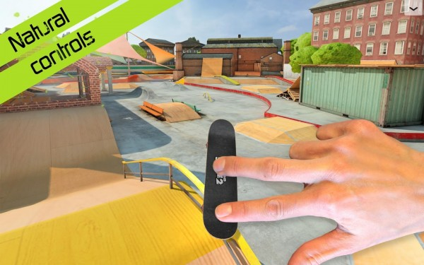 Download Touchgrind Skate 2 Apk v1.1 Mod (Unlocked)
