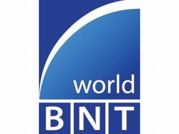 BNT World frequency on Eutelsat Nilesat Intelsat Hellas
