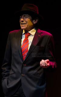 Fernando Mansilla, cantante del grupo Mansilla y los espías