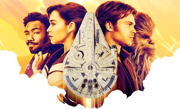 Ulasan: SOLO: A STAR WARS STORY (2018)