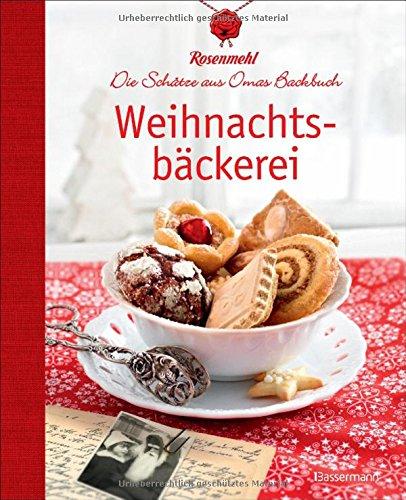 Weihnachtsbäckerei Backbuch