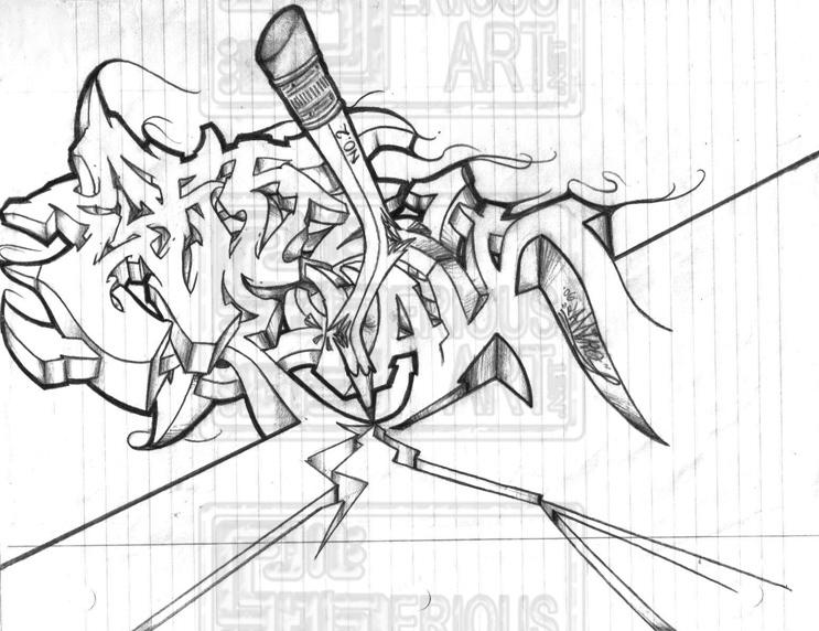 Draw Graffiti | Graffiti Styles
