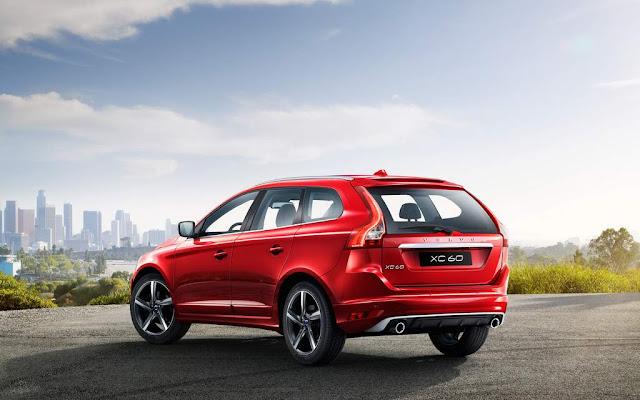 Volvo XC60 R-Design -Drive E