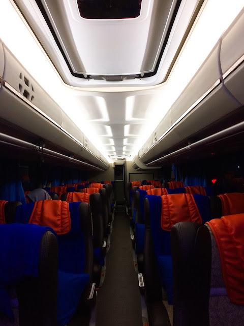 kabin bis double decker