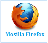 mosilla firefox logo