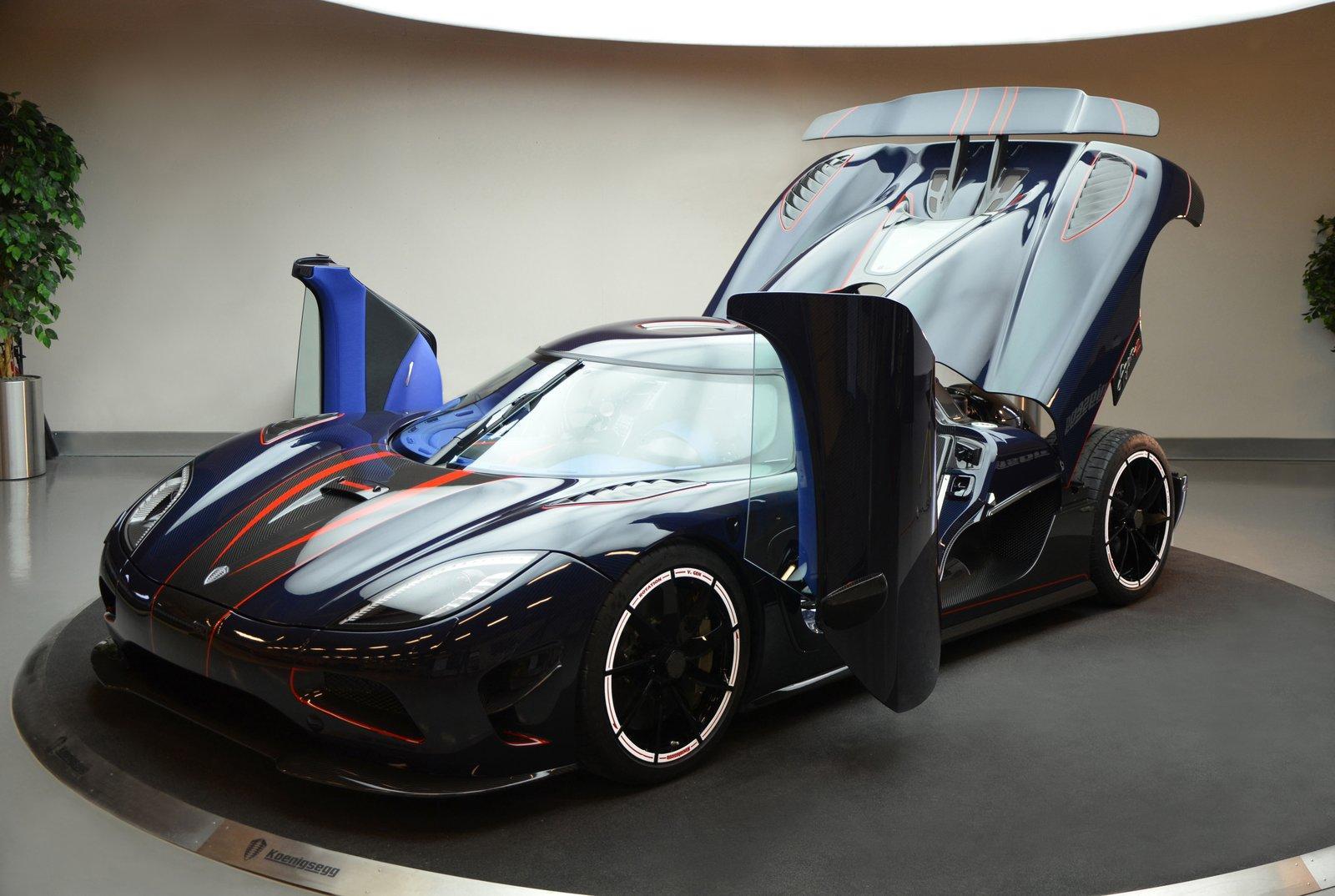 Davide458italia: Koenigsegg Agera R BLT