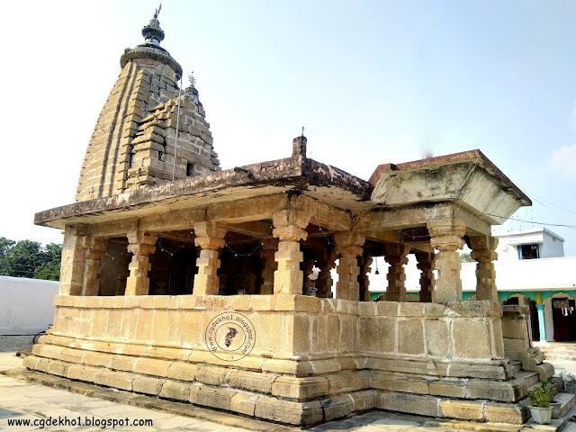 Narayan Temple Khallari Mahasamund Chhattisgarh