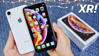 سعر هاتف iPhone XR آيفون اكس ار الجديد الذي اطلقته شركة أبل اليوم 2018