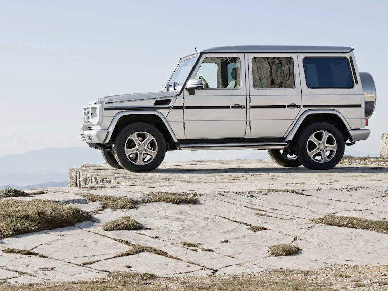 2013 Mercedes Benz G Class Normal Resolution HD Wallpaper 6