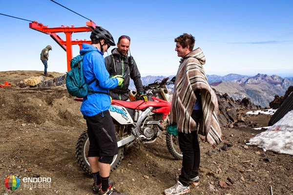 10 Questions With Enduro World Series Race Director, Chris Ball