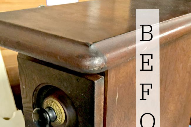 How to Upcycle Old Sewing Machine Drawers