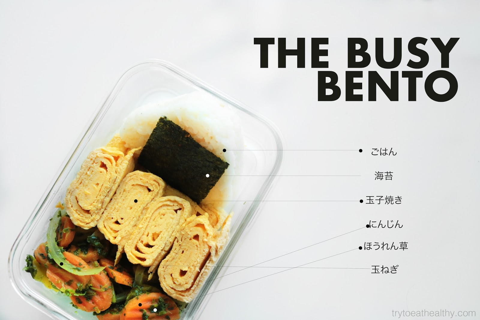 The BUSY Bento Box for Busy Guys and Gals - Easy Lunchbox Ideas ...