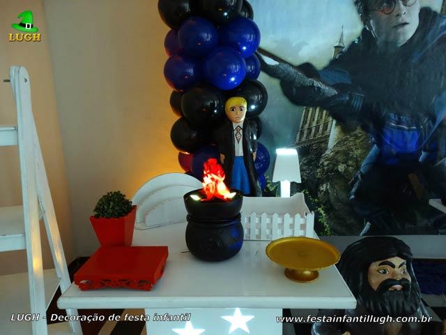 Decoração de festa Harry Potter - Mesa temática de aniversário