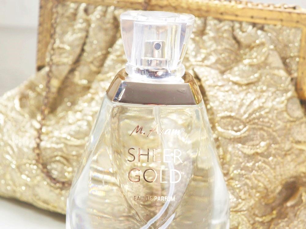 Berauschende Eleganz aus purem Gold - M. Asam® Sheer Gold EdP Review