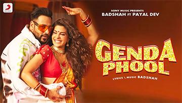 Genda Phool Song Lyrics and Video starring Badshah & Jacqueline Fernandez sung by Badshah & Payal Dev