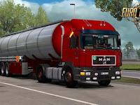 Mod Truck MAN F90 V3 Euro Truck Simulator 2