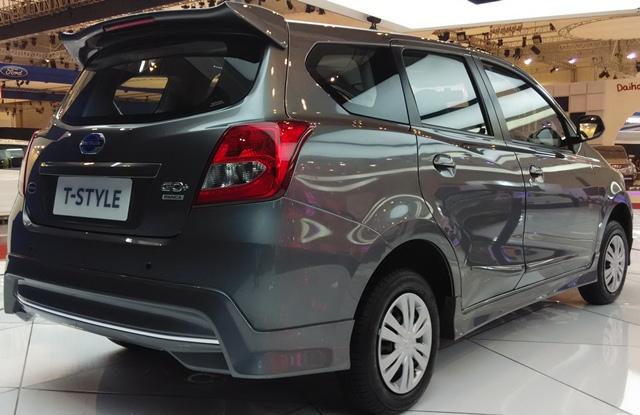 Datsun Promo Pameran GIIAS