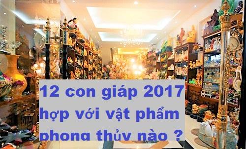 Vat Pham Phong Thuy 2017