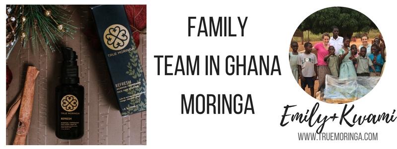 True Moringa