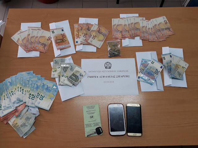 Συνελήφθησαν δύο άτομα για κυκλοφορία παραχαραγμένων νομισμάτων