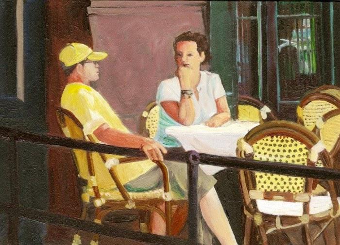 Американская художница. Katrina Methot-Swanson
