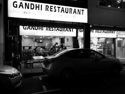 Gandhi Restaurant, Chander Road