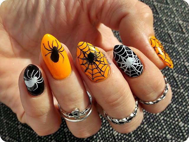 paznokcie-halloween