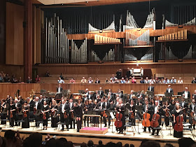 Vladmir Jurowski and the London Philharmonic Orchestra at the Royal Festival Hall