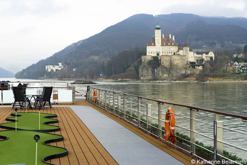 Review Viking River Cruises Putting Area and Wachau Valley