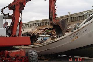 Ναι στον εκσυγχρονισμό, Όχι στη διάλυση των αλιευτικών τους σκαφών επέλεξαν οι παράκτιοι αλιείς της Πιερίας